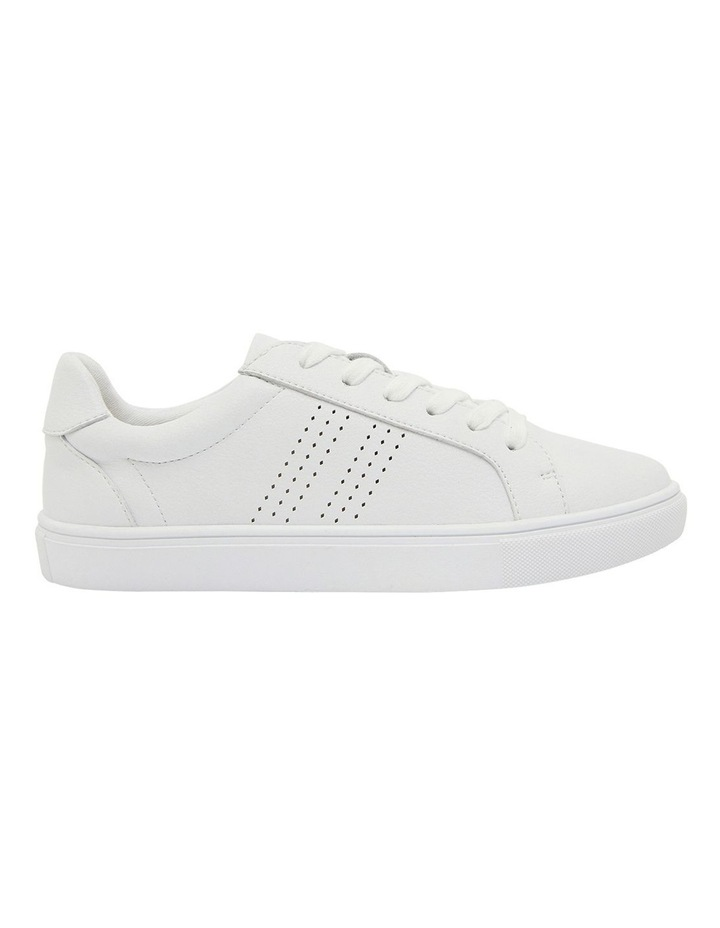 Shazam White Glove Sneaker image 1