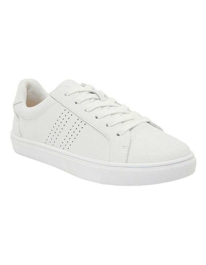 Shazam White Glove Sneaker image 2