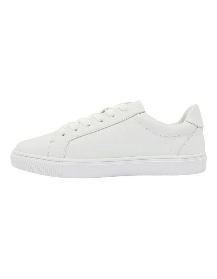 Shazam White Glove Sneaker image 3