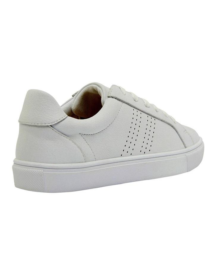 Shazam White Glove Sneaker image 4