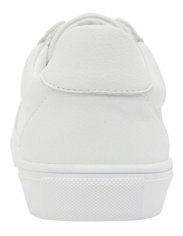Shazam White Glove Sneaker image 5