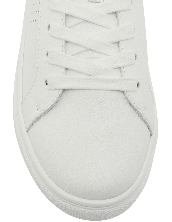 Shazam White Glove Sneaker image 6
