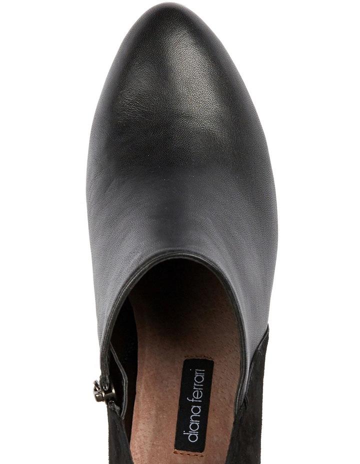 Junia Black/Suede Boot image 3