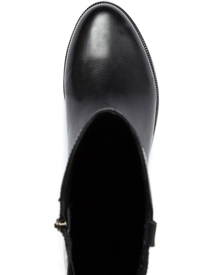 Anchor Black Boot image 4