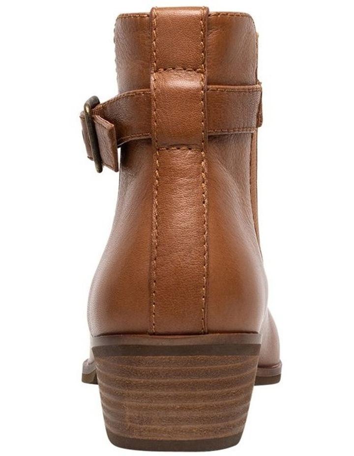 Gemie Dark Tan Boot image 3