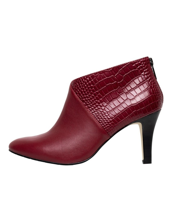 Joy2 Deep Crimson/Croc Boot image 2
