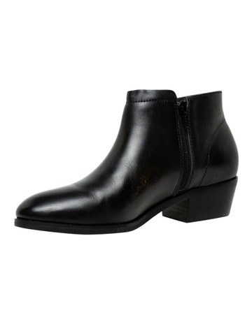 fee476a032 Diana Ferrari Glider Black Boot