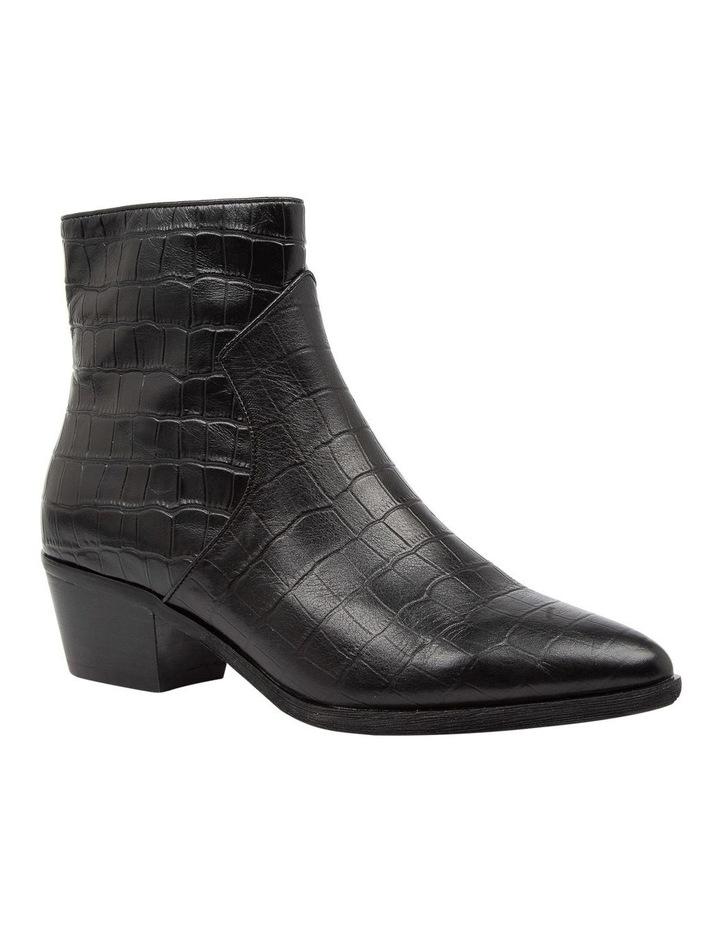 Akule Black Croc Boot image 2