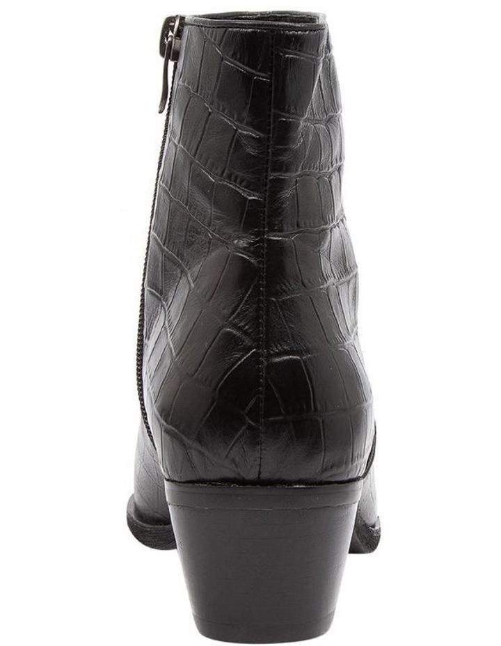 Akule Black Croc Boot image 4