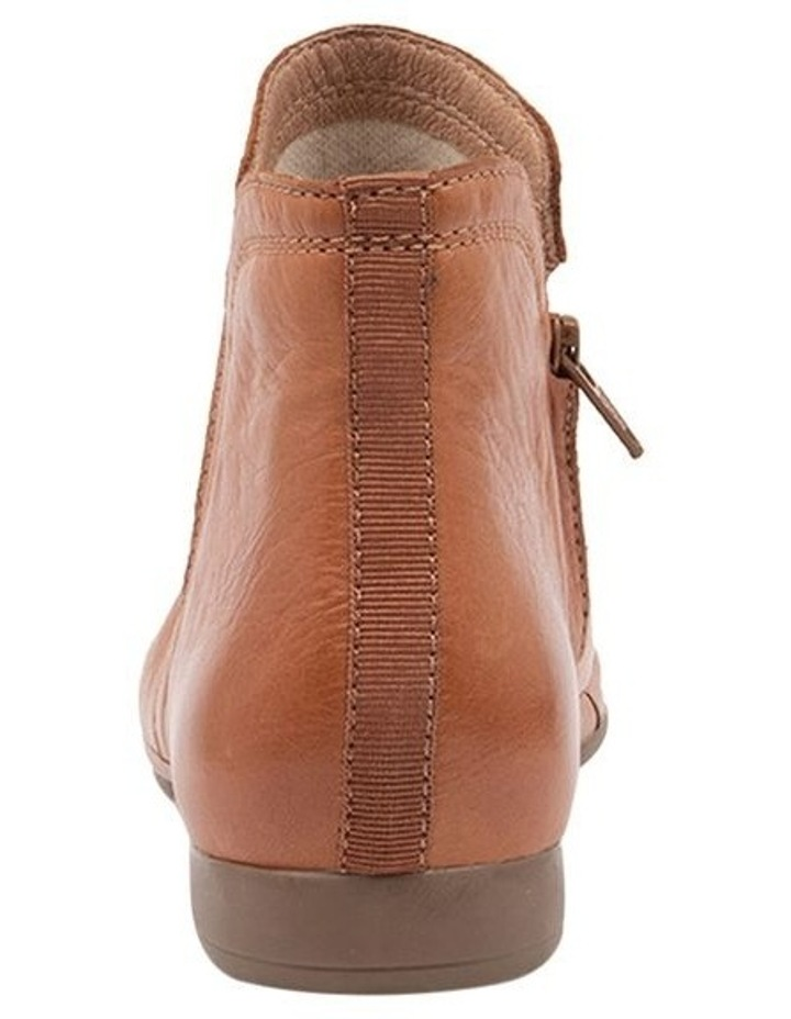 Ollaie Dark Tan Boot image 4