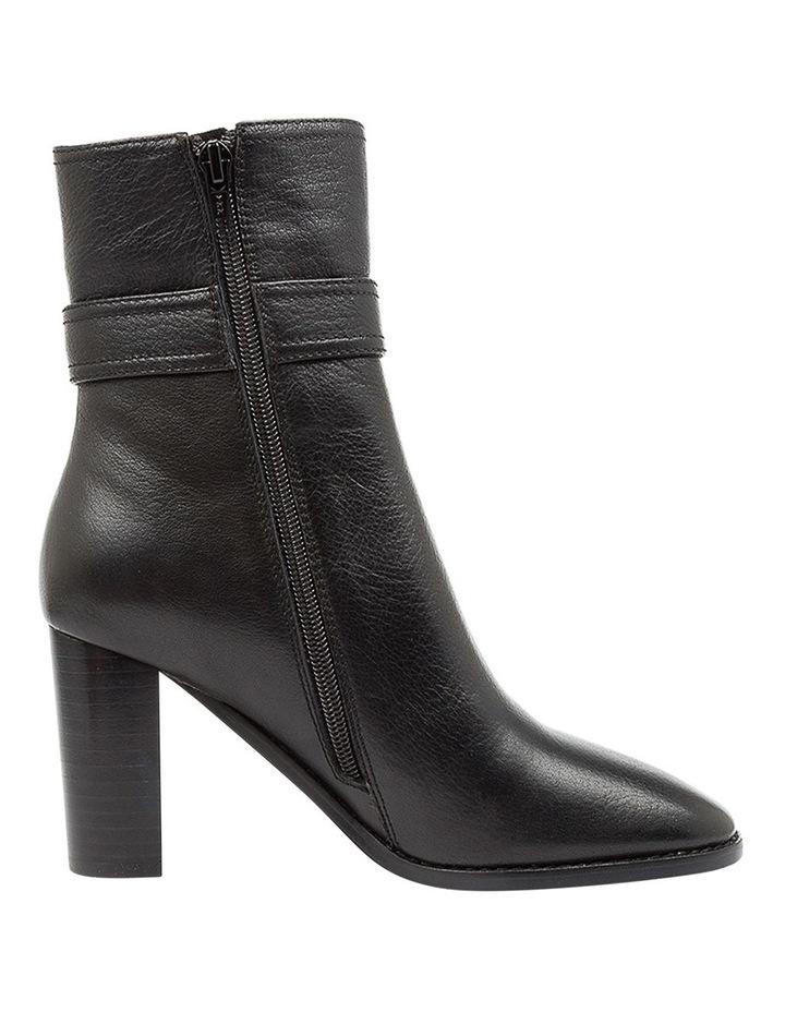 Emmence Black Leather Boot image 1