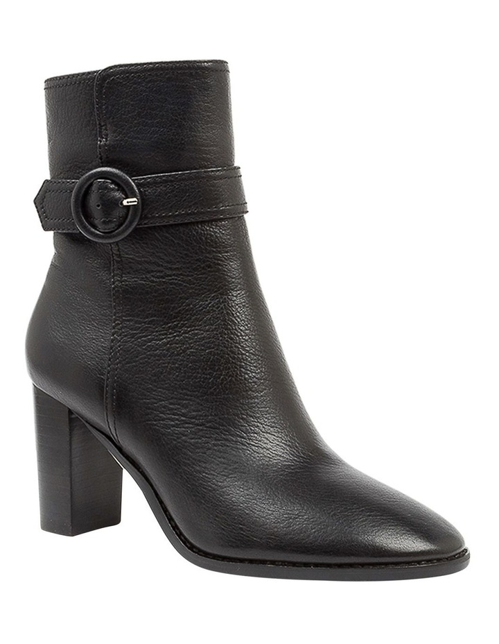 Emmence Black Leather Boot image 2