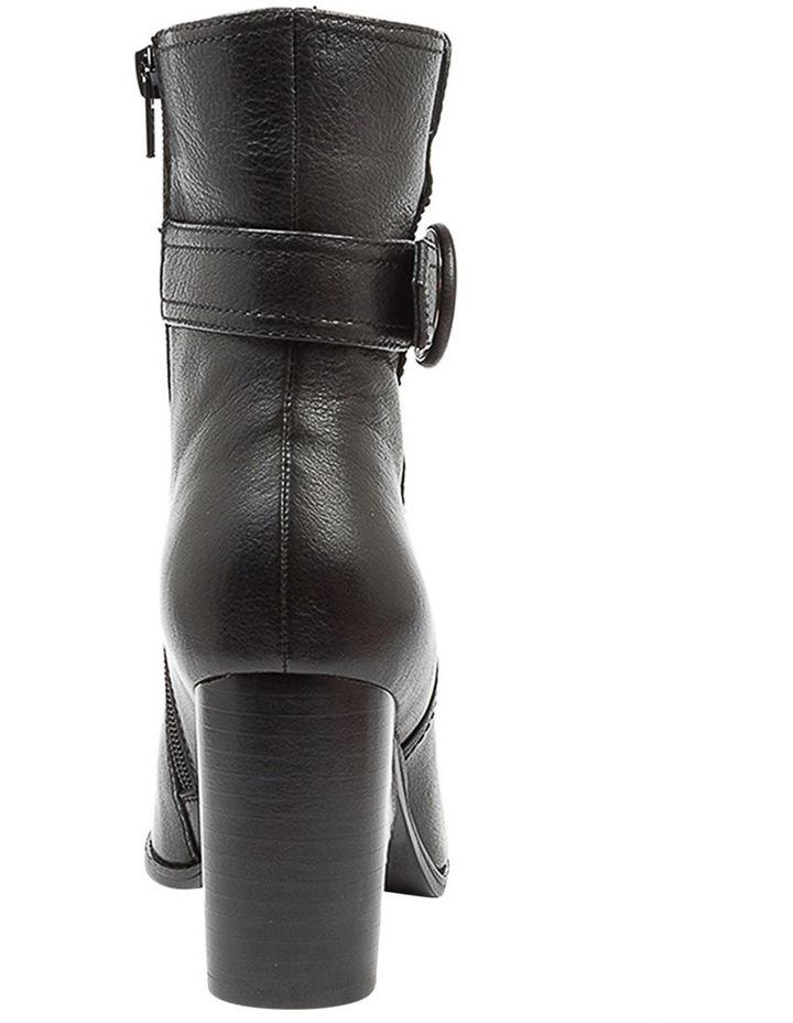 Emmence Black Leather Boot image 4