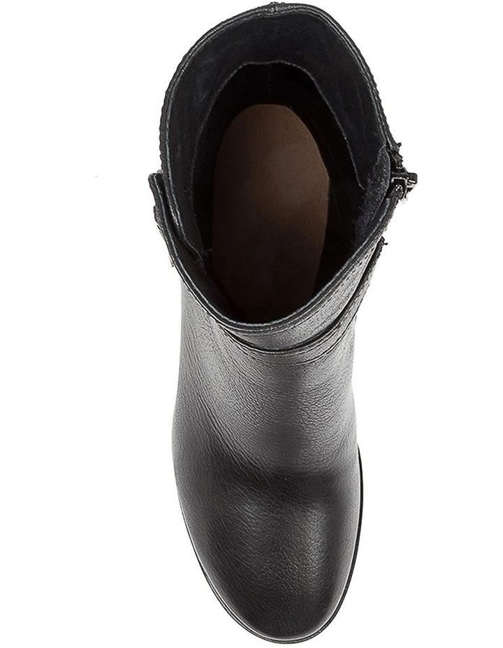 Emmence Black Leather Boot image 5