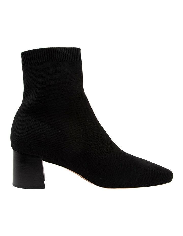 Carlta Black Ankle Boot image 1