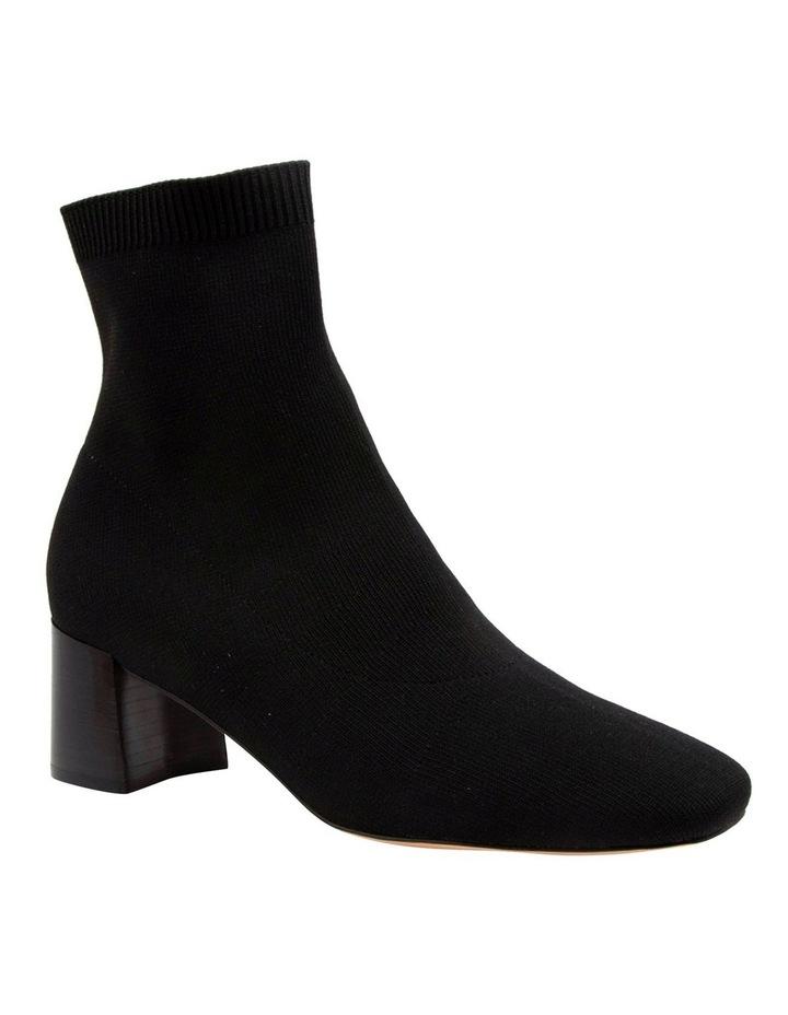 Carlta Black Ankle Boot image 2