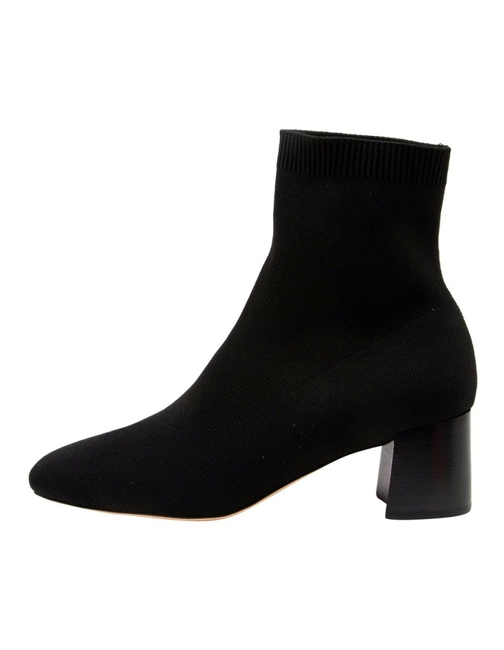 Carlta Black Ankle Boot image 3