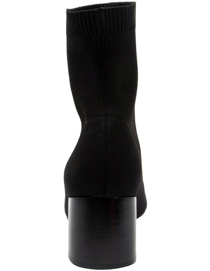 Carlta Black Ankle Boot image 5