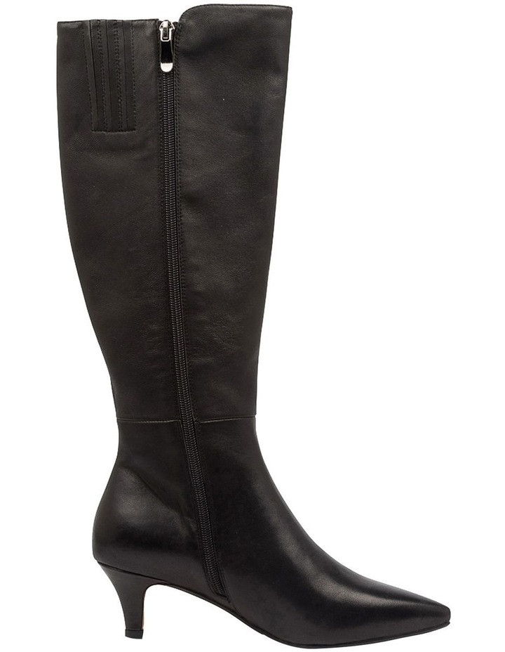 Corpay Black Leather image 1