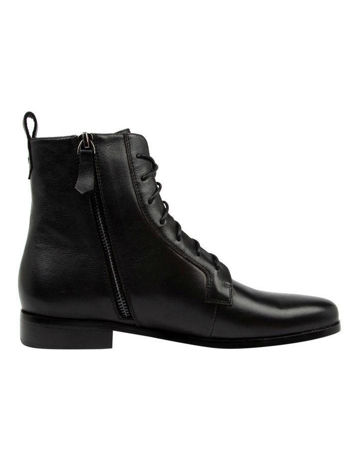 Fiolet Black Combat Boot image 1