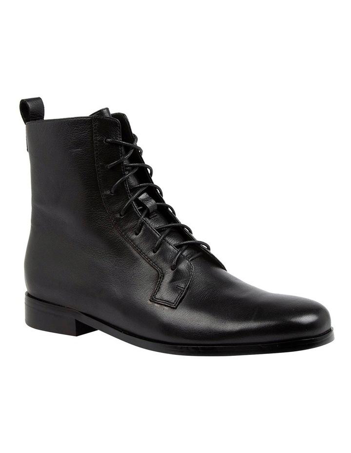 Fiolet Black Combat Boot image 2