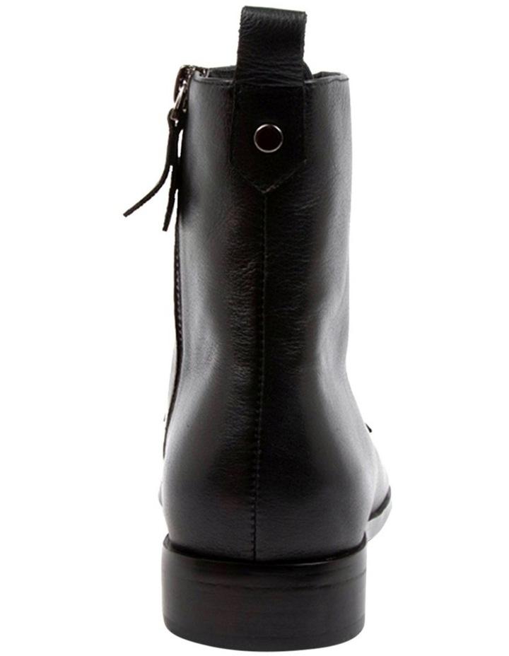 Fiolet Black Combat Boot image 5