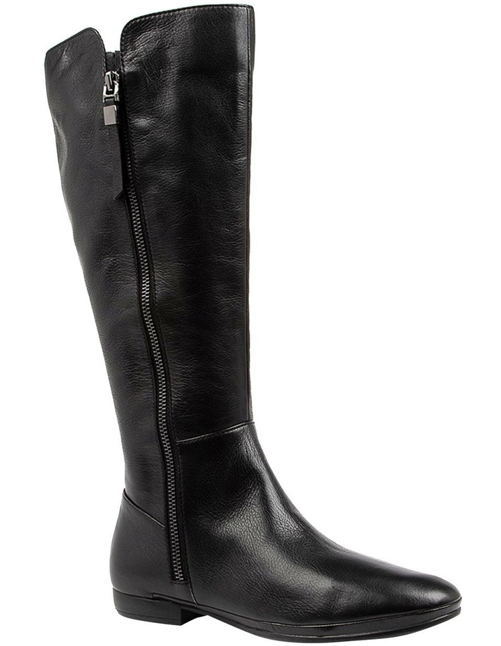 Omindy Black Long Boot image 1