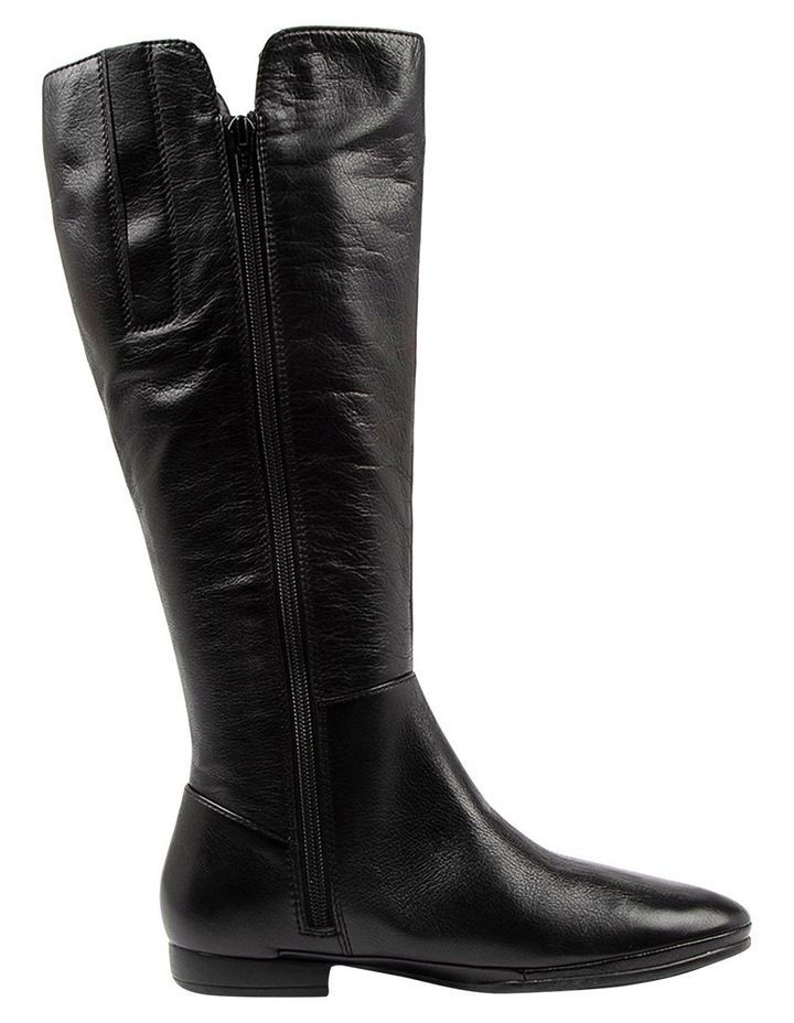 Omindy Black Long Boot image 2
