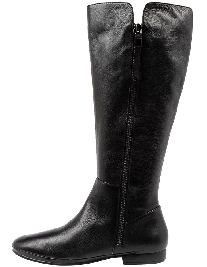 Omindy Black Long Boot image 3