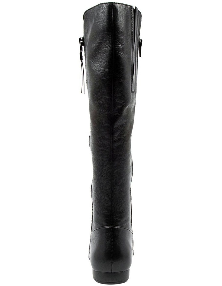 Omindy Black Long Boot image 5