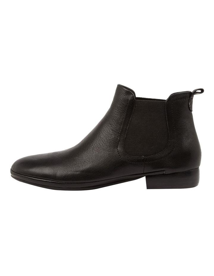 Ruma Black Leather image 3