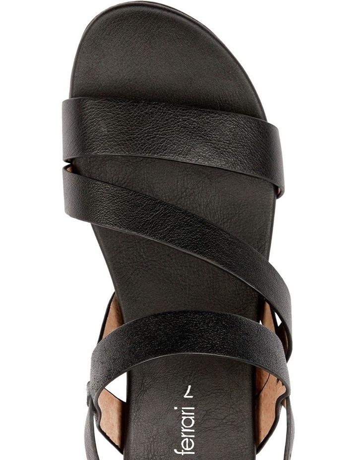 Laruse Black Sandal image 3