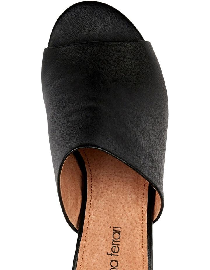 Asher Black Sandal image 3