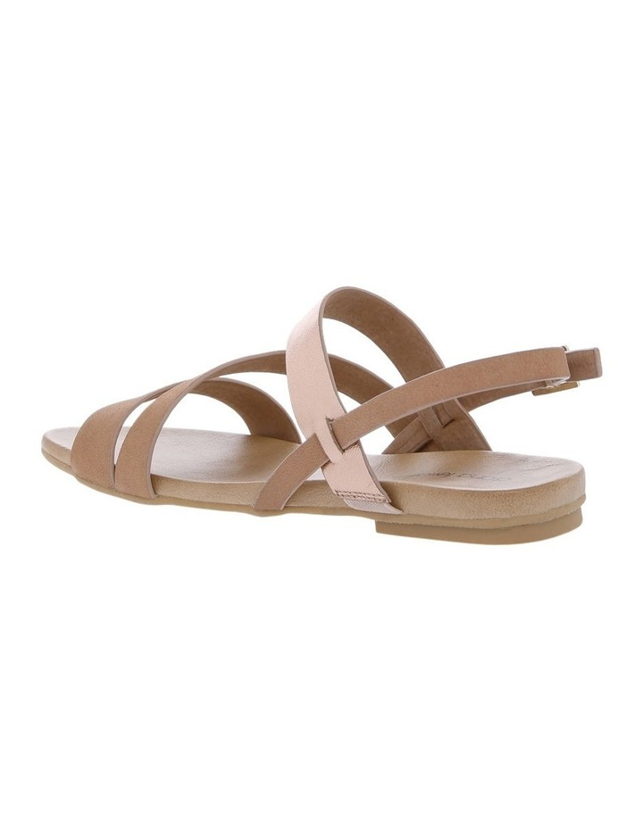 Laruse Rose Gold and Nappa Sandal image 2