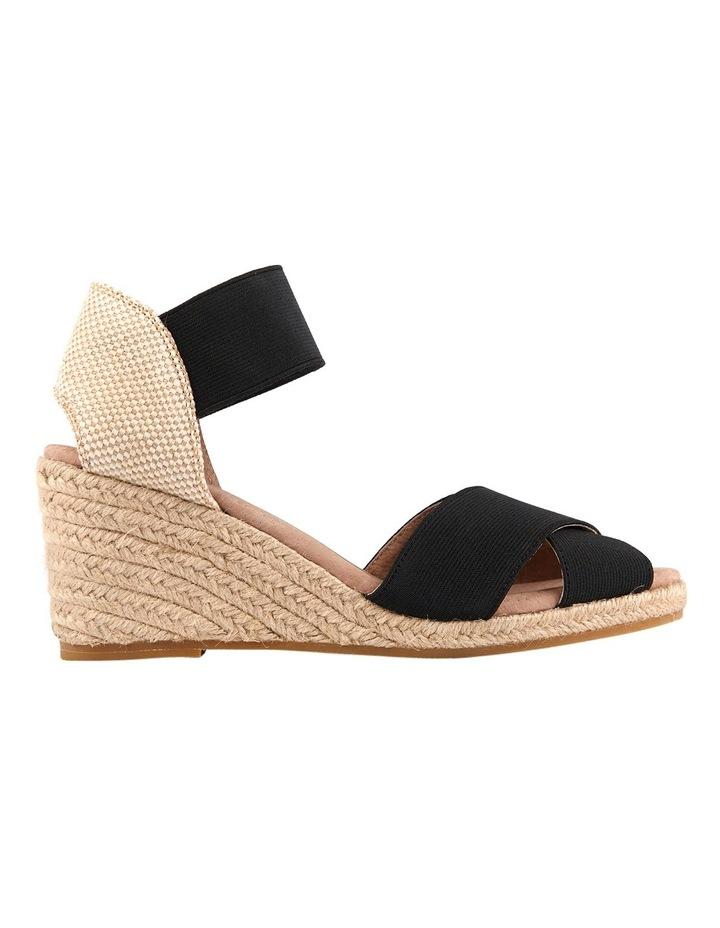 bd364147abe Diana Ferrari Zee Black Sandal