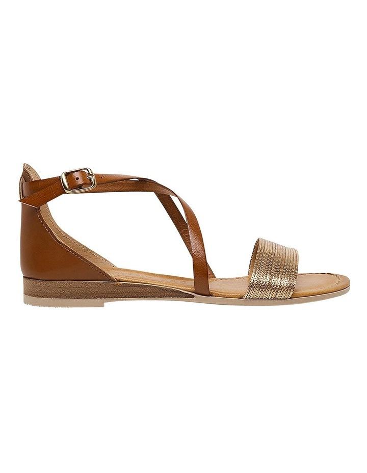 Balli Platnium/ Tan Sandal image 1
