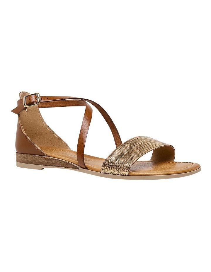 Balli Platnium/ Tan Sandal image 2