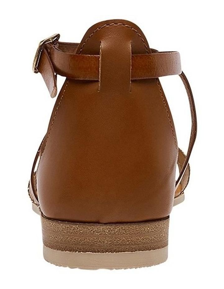 Balli Platnium/ Tan Sandal image 3