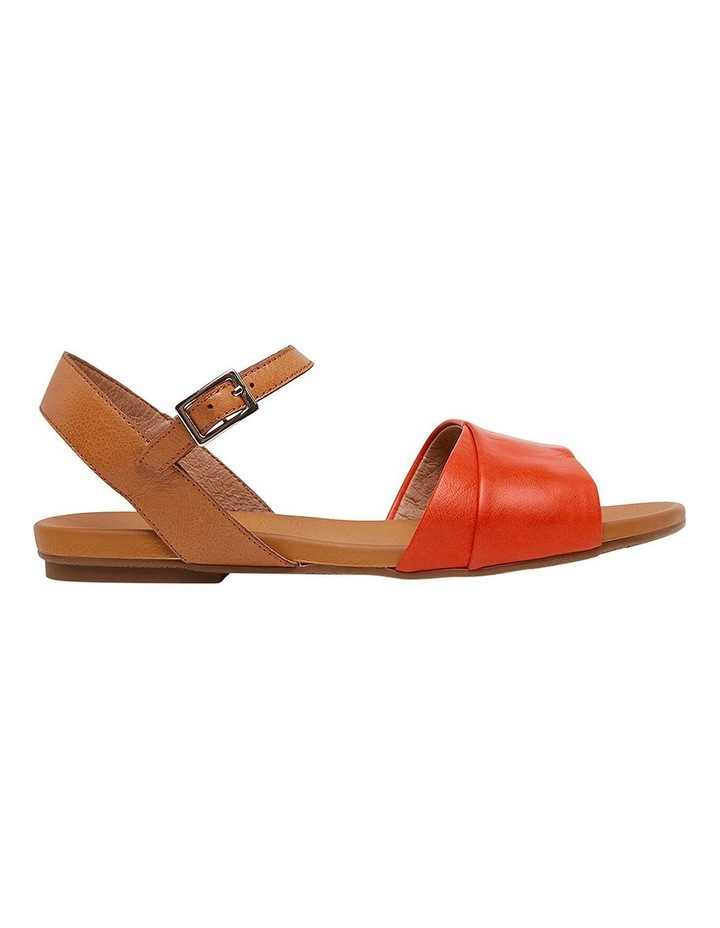 Leilani Coral/Tan Sandal image 1