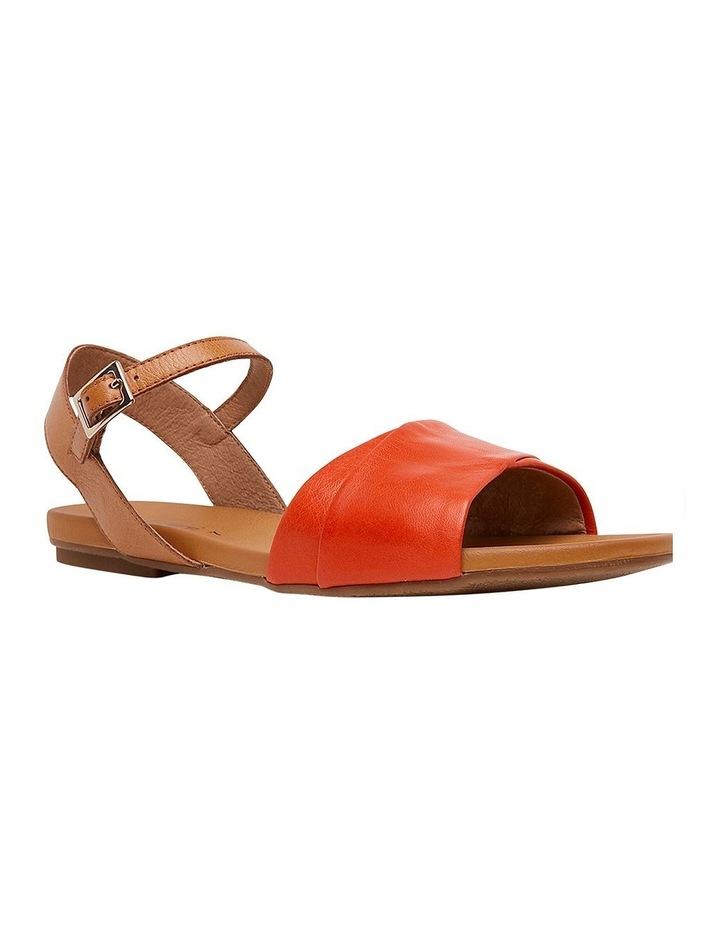 Leilani Coral/Tan Sandal image 2