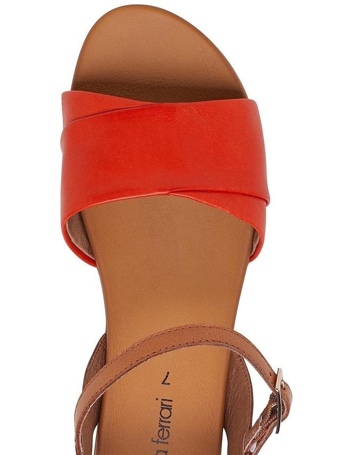 Leilani Coral/Tan Sandal image 4