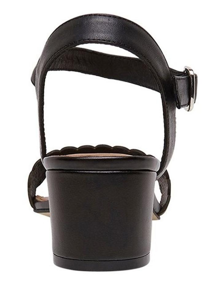 Marketta Black Sandal image 3