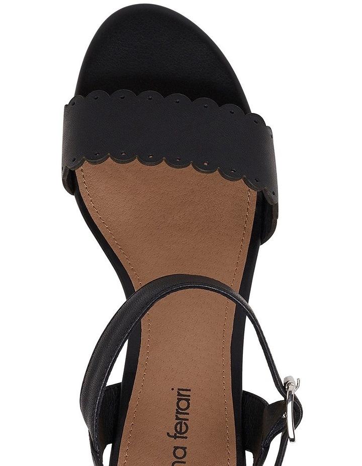 Marketta Black Sandal image 4