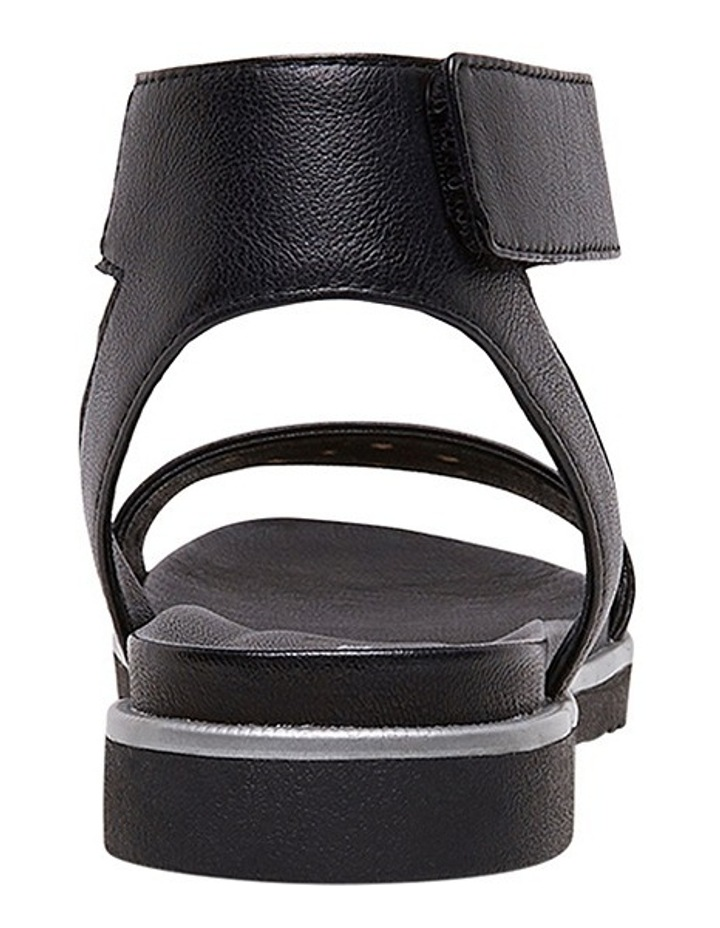 Omarosa Black Sandal image 3