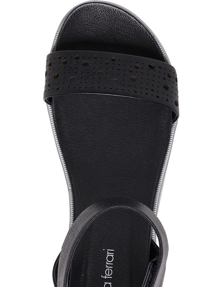Omarosa Black Sandal image 4