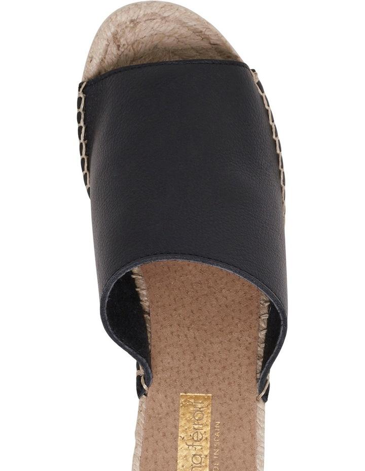 Vikki Black Sandal image 4