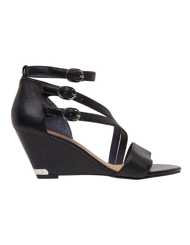 Yiva Black Sandal image 1