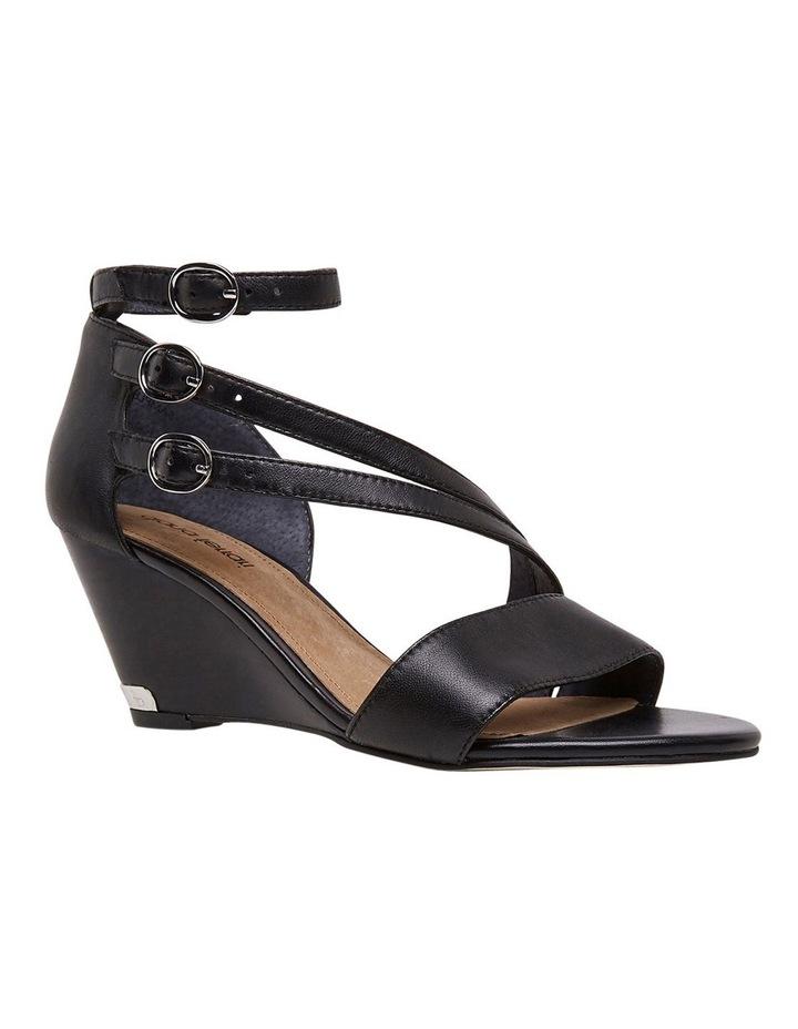 Yiva Black Sandal image 2