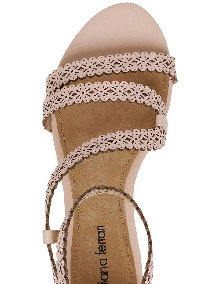 Zelena Blush/Mauve Sandal image 4