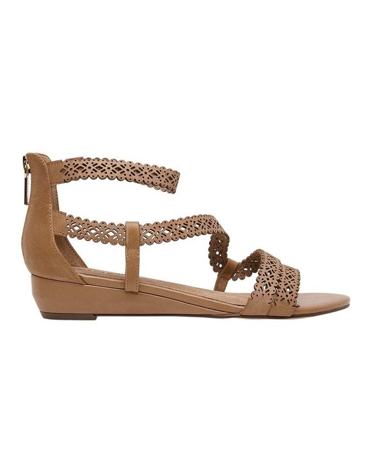 Zelena Tan Sandal image 1